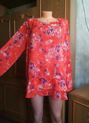 Блуза.  распродажа