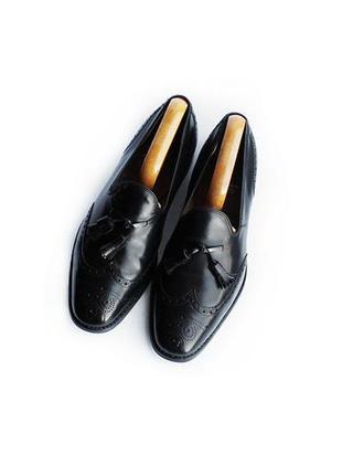 Church's туфли лоферы  англия ручная работа премиум