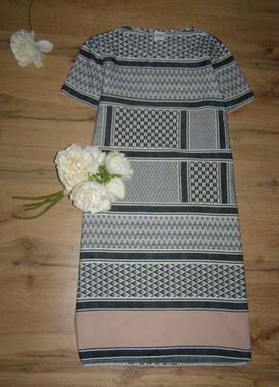 Vero moda стильное платье m-размер