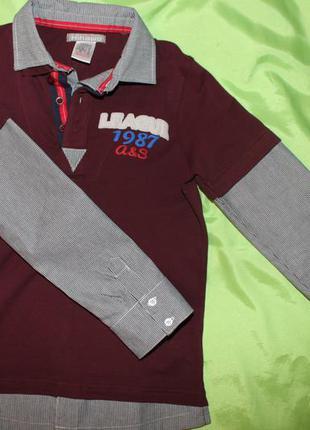 Регланы-рубашки la redоut( франция)