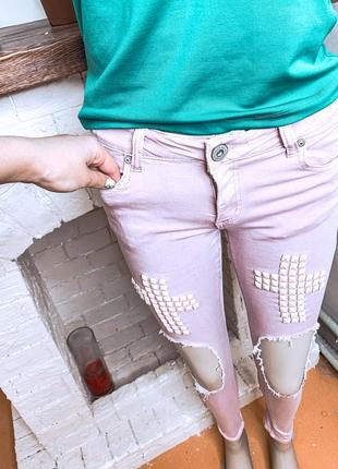 Стильные джинсы , джинсы женские, джинсы скини