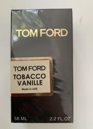 Шикарный 👍 стойкий унисекс парфюм том форд табако ваниль