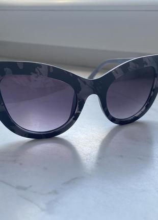 Женские очки cat eyes