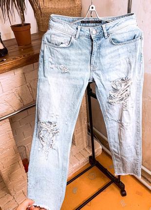 Крутые джинсы , джинсы мом , женские джинсы