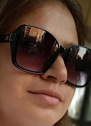 Стильные итальянские очки в роговой оправе минимализм стиль эксклюзив1 фото