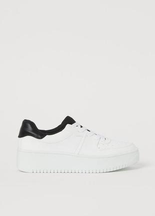 H&m кроссовки 39 кросівки