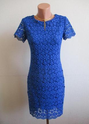 Кружевное платье latika