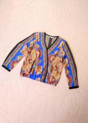 Блуза peacocks.
