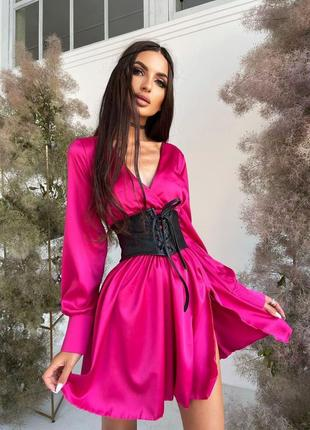 Платье+корсет