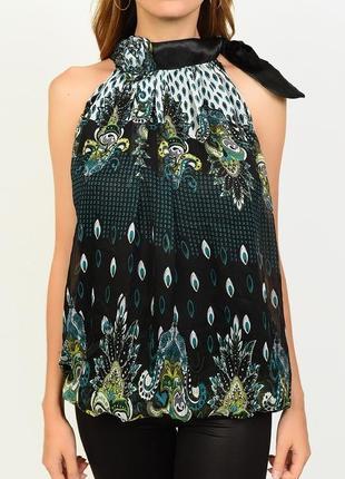 Блуза женская безрукавка 44-54 размер