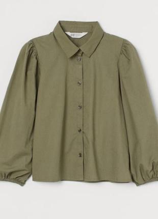 Рубашка блуза н&м