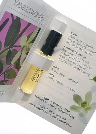 Пробник парфюма the 7 virtues - vanilla woods