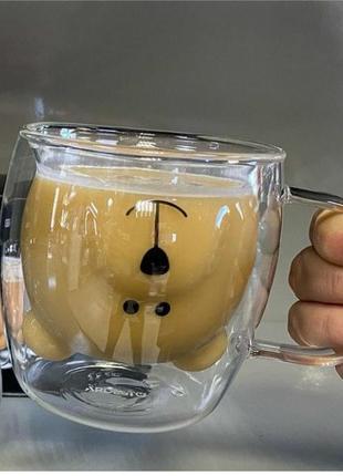 Кружка мишка 🐻 медведь,250мл