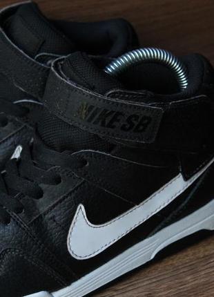 Крутые кроссовки nike sb3 фото
