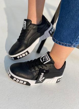 Стильные женские кроссовки пума