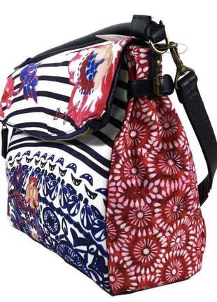 Супер крутая сумка desigual
