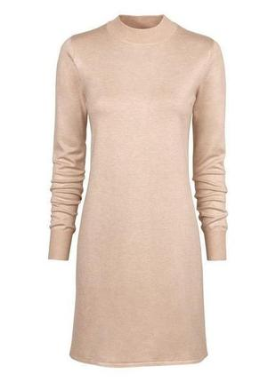 Вязаное платье размер xs 6-8