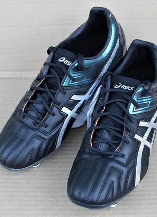Бутсы asics gel lethal tigreor 10 st  football boots  p702l оригинал