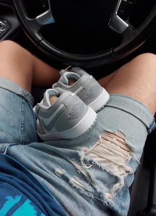 Nike air jordan 1 low10 фото