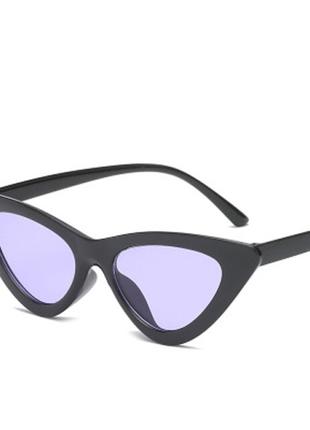 Новые очки в черной оправе primark