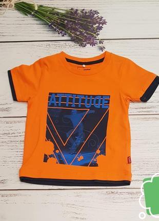 Фирменная футболка name it 92