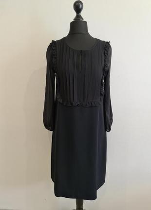 Черное платье max mara