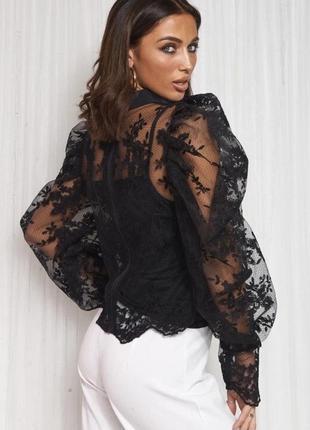 Шикарна блузка flamant hose