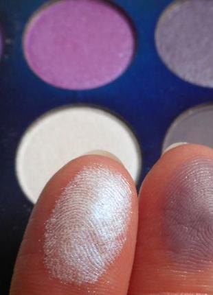 🌺🌿палетка пастельныхг теней для век beauty glazed blooming up (35 color)9 фото