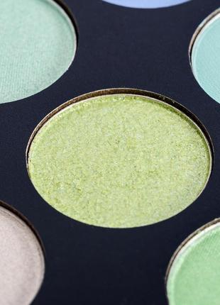 🌺🌿палетка пастельныхг теней для век beauty glazed blooming up (35 color)5 фото