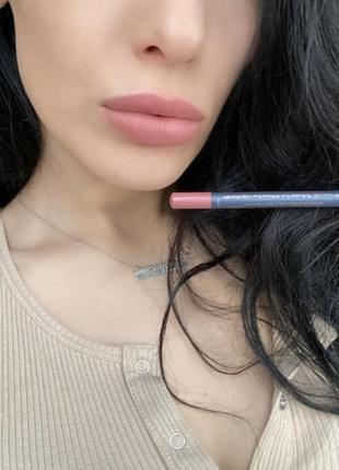 Новый матовый италия 🇮🇹 карандаш для губ аден