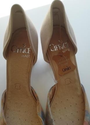 Туфли caprise8 фото