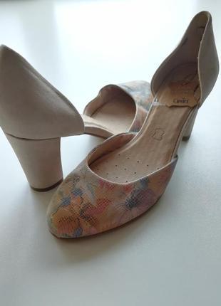 Туфли caprise9 фото