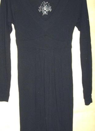 Туника платье вискоза