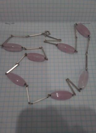 Ожерелье серебро 800 fbm