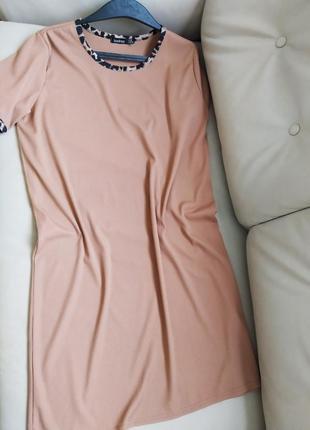 Плаття брендове в рубчик boohoo