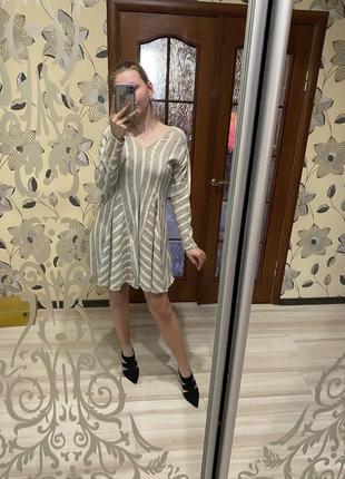 Платье от zara новое