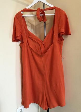 Платье комбинизон  пляжный  аsos