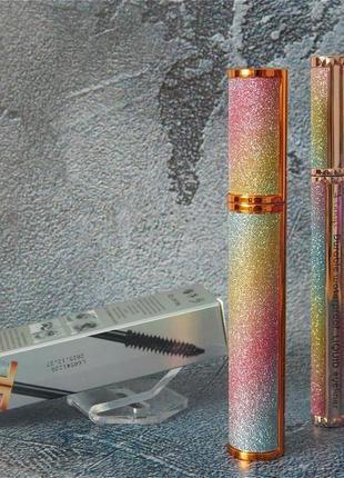 Тушь для ресниц ( силиконовая щеточка) это превосходный объем ваших ресниц,