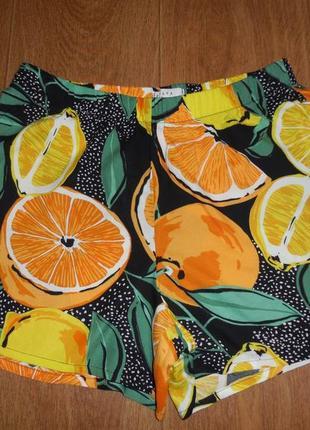 Легкие шорты * papaya* вискоза, р. 10..s-m (44-46)