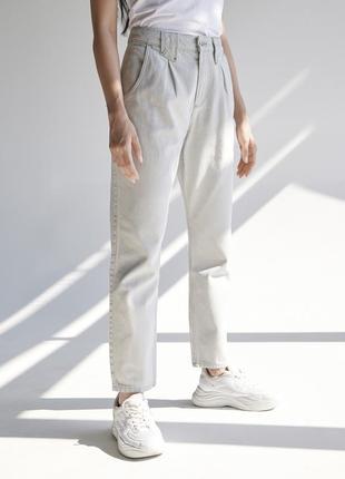Новые светлые джинсы sinsay