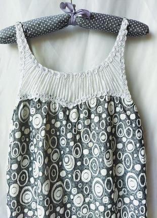 Платье. мини. трикотаж с 3-d эффектом.