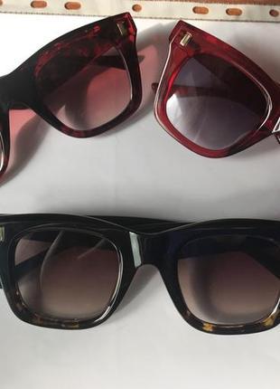 Новые имиджевые очки с uv защитой 60 грн.