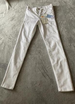 Білі джинси eco aware