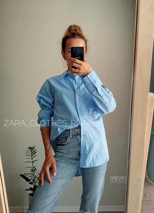 Сорочка, рубашка zara xs-s, m