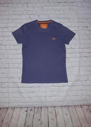 Мужская базовая футболка superdry