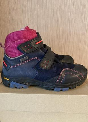 Демисезонные ботинки р.32 21см