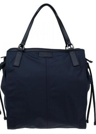 Стильная большая нейлоновая сумка шоппер burberry