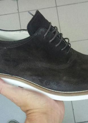 Новые мужские туфли blauer 42-43