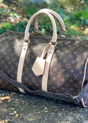 Дорожные  сумки от луи🔥🔥🔥3 фото