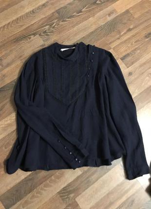Кофта рубашка zara(3)
